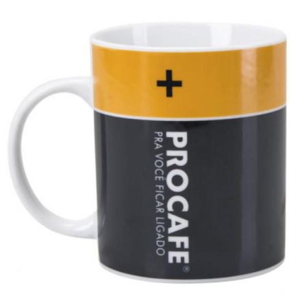 Caneca Personalizada - Pro Café
