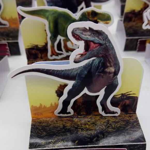 Kit Decoração de Dinossauro