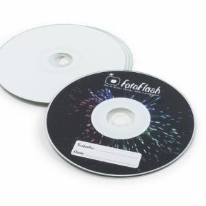 Midia de CD Personalizado
